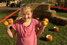 Pumpkins and Fun in PA
