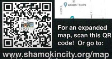 Shamokin Ride-In QR Code