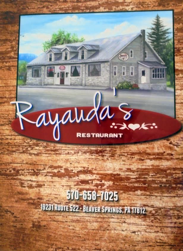 Family Owned And Operated Since 1983 Rayauda S Offers Dining With Friendly Service Offering Home Cooking For Breakfast Lunch Dinner