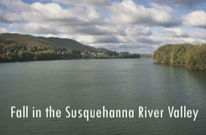 Fall in the Susquehanna River Valley (2010)