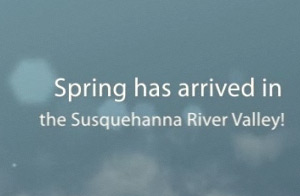 Spring in the Susquehanna River Valley (2012)